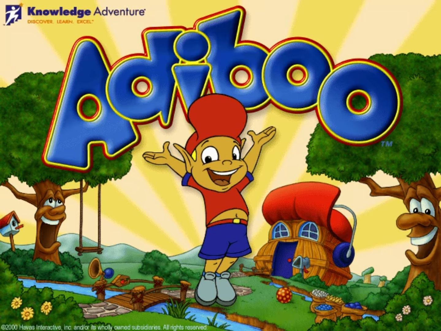 download adiboo magical playland for free
