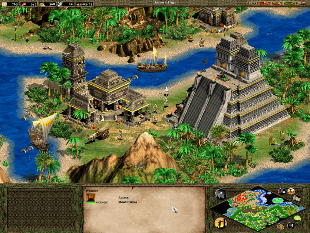 Age of Empires 2 The Conquerors Screenshots