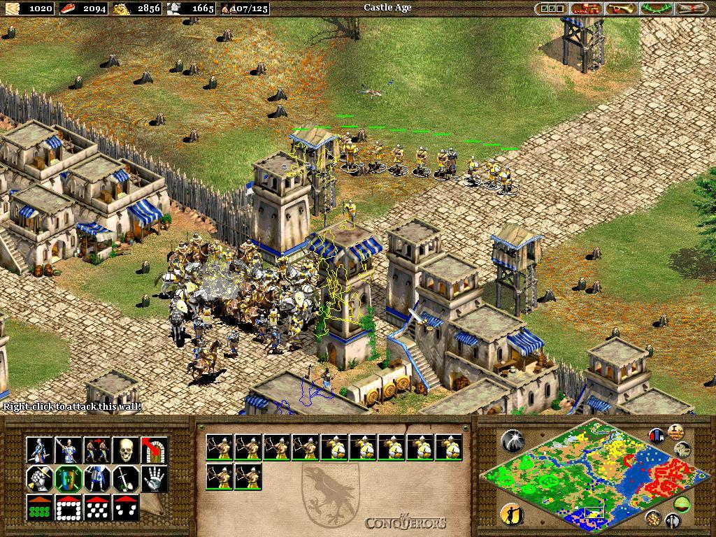 download age of empire conquerors free full version