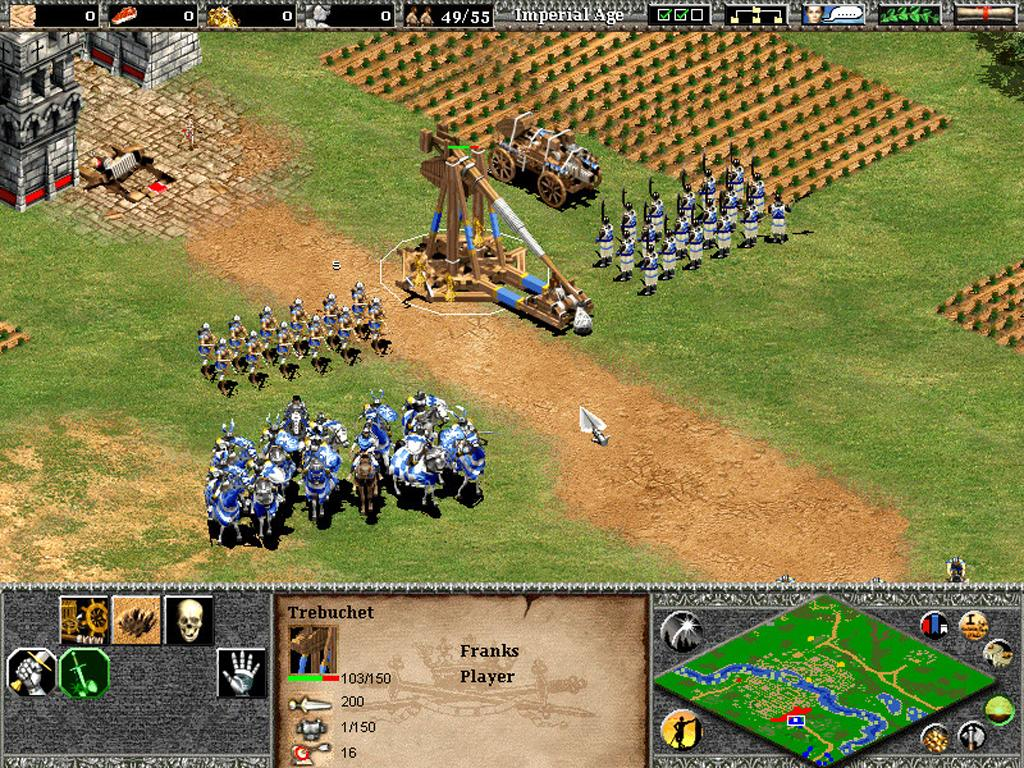 Age Of Empires II The Kings Screenshots