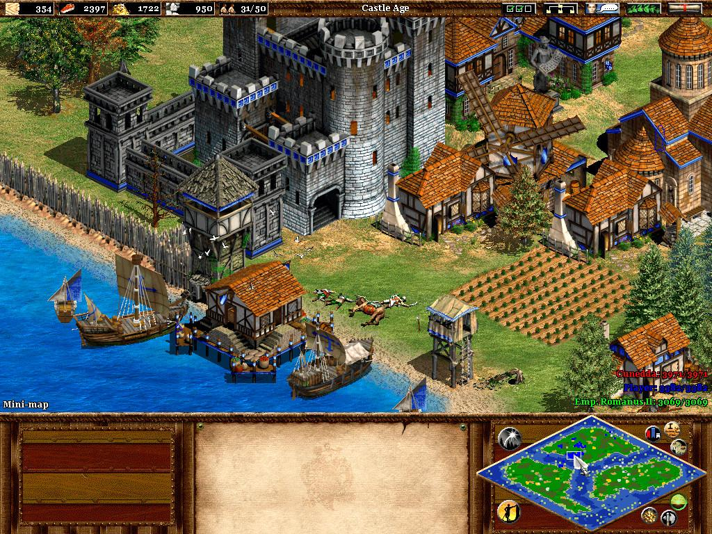 Age Of Empires II The Kings Free Download