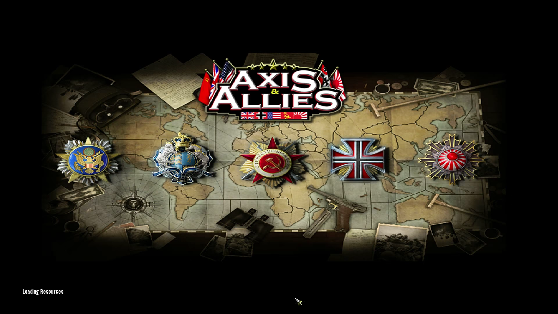 Axis And Allies PC Version Full Game Free Download - The ...