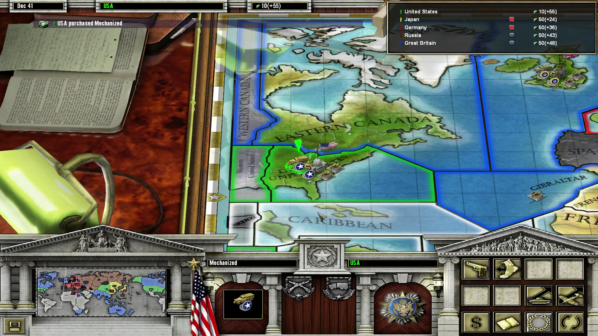 Axis & Allies RTS PC-2004 Win10fix&Mod | Axis & Allies ...