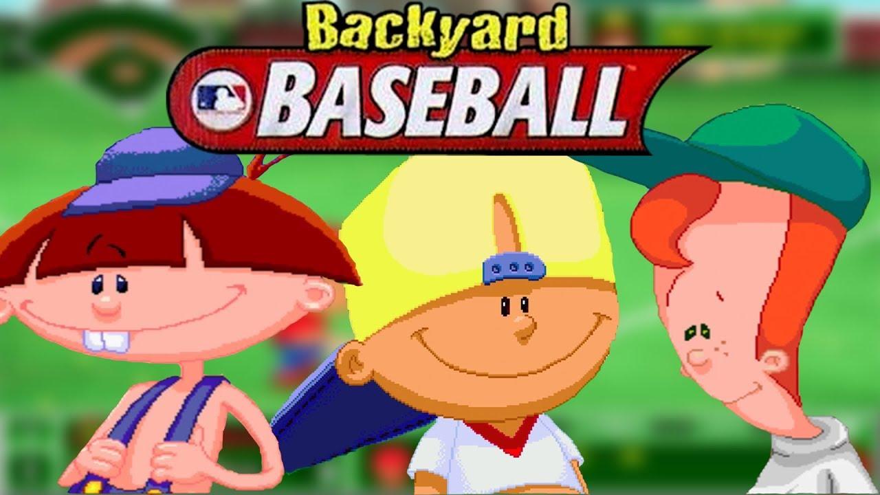 Backyard Baseball Iphone - House of Things Wallpaper