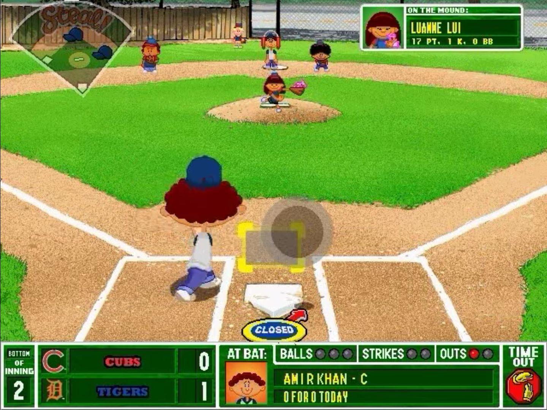 How To Play Backyard Baseball On Mac - House Backyards