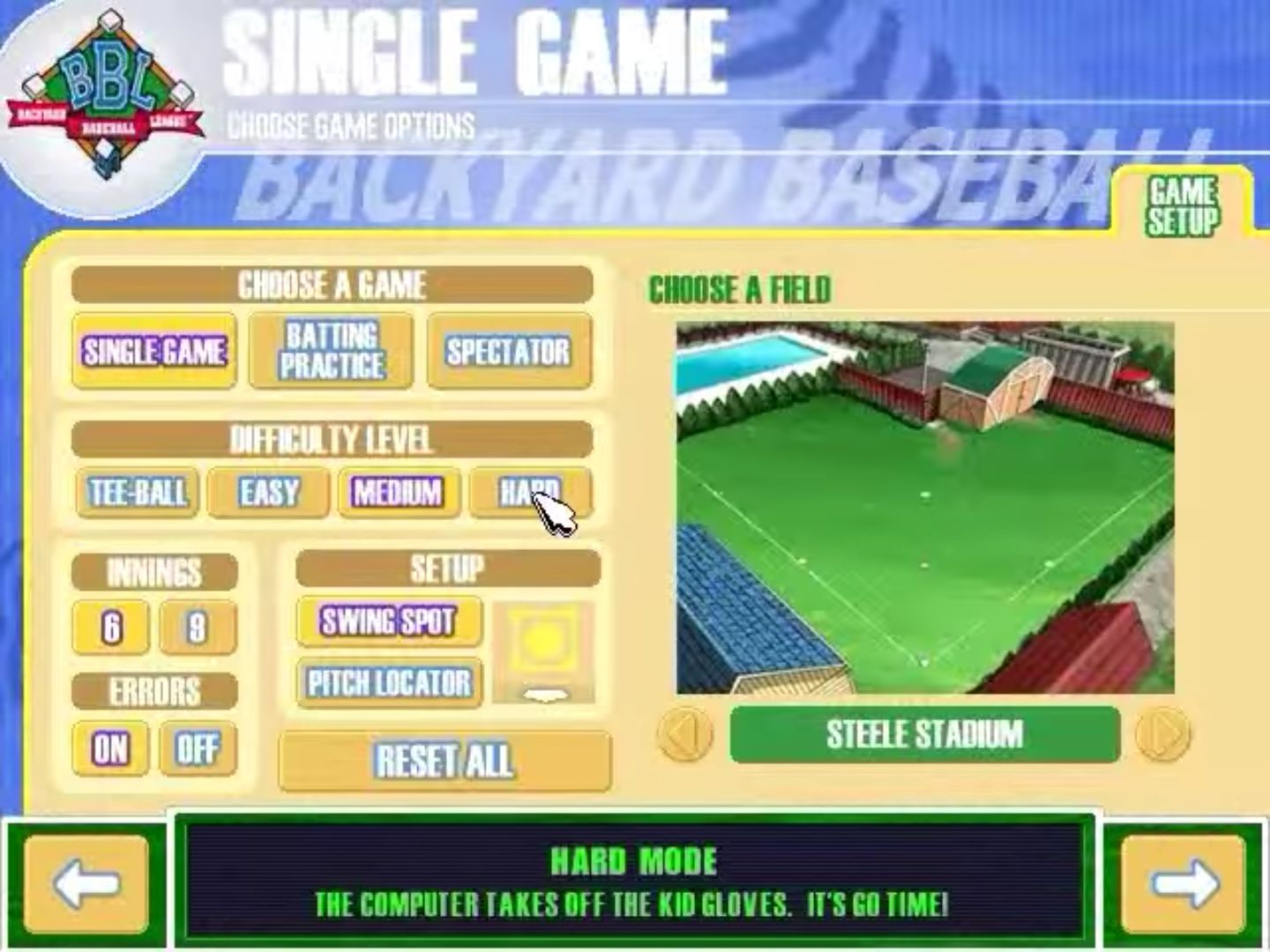 Backyard Baseball 2003 Download Full Version Mac