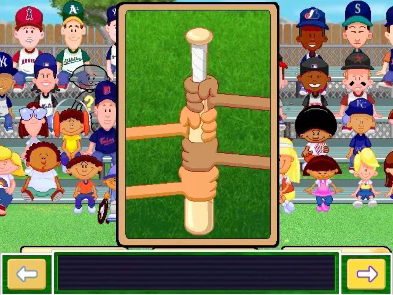 Backyard Baseball 2003 - Old Games Download