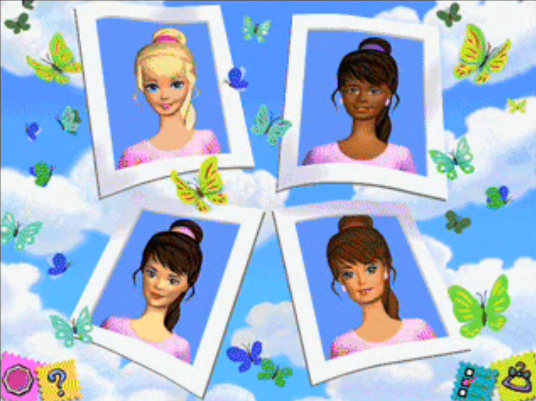 Barbie Cool Looks Fashion Designer Old Games Download