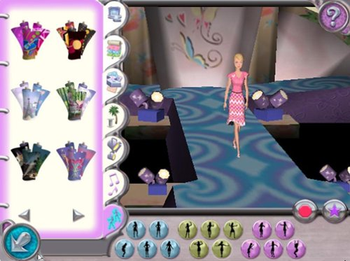 barbie fashion designer game free download