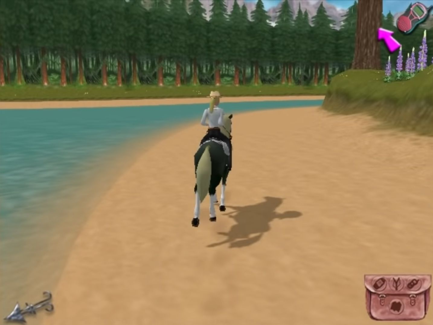 Barbie Horse Adventures: Mystery Ride (2003) - YouTube