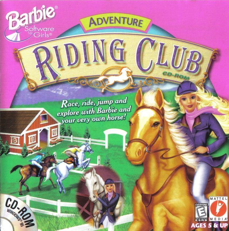Barbie Riding Club Download Mac
