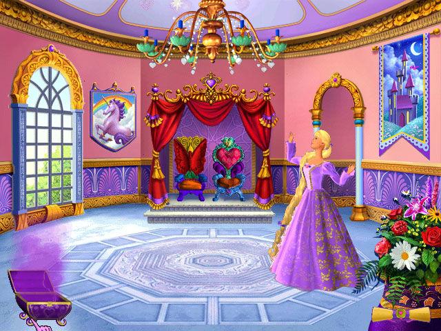 barbie rapunzel game free download pc