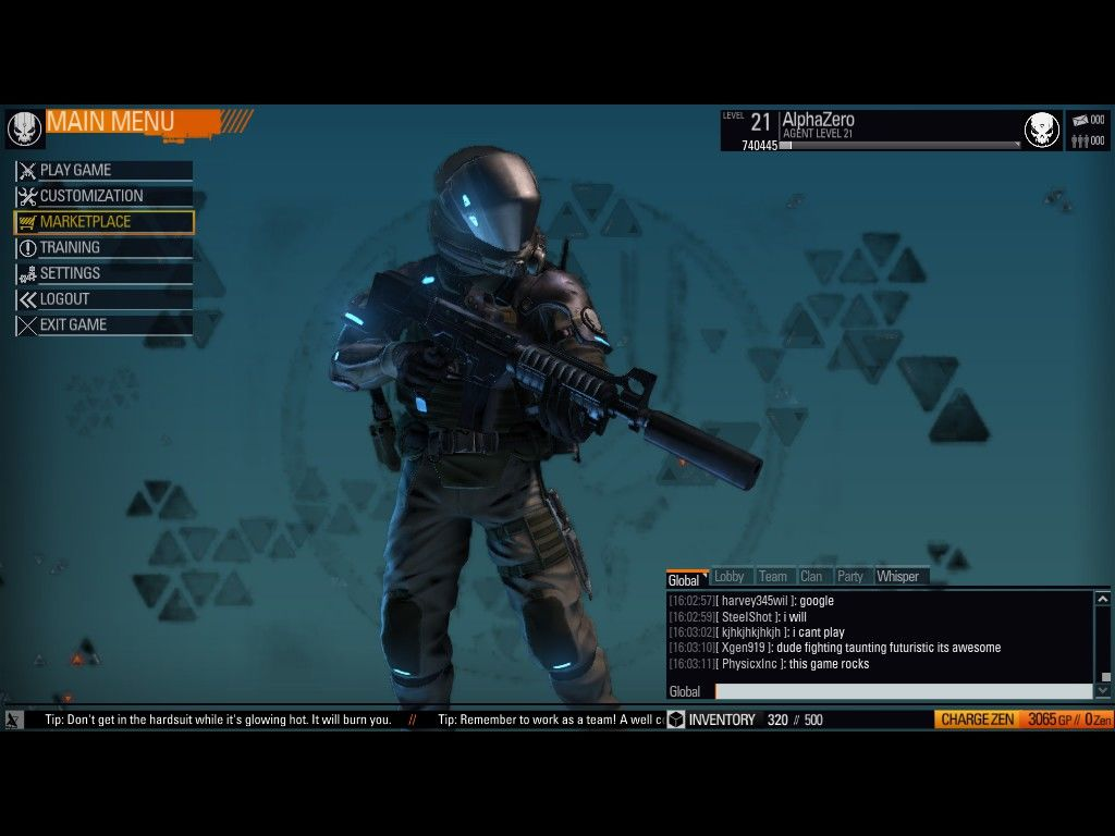 Blacklight Retribution Download