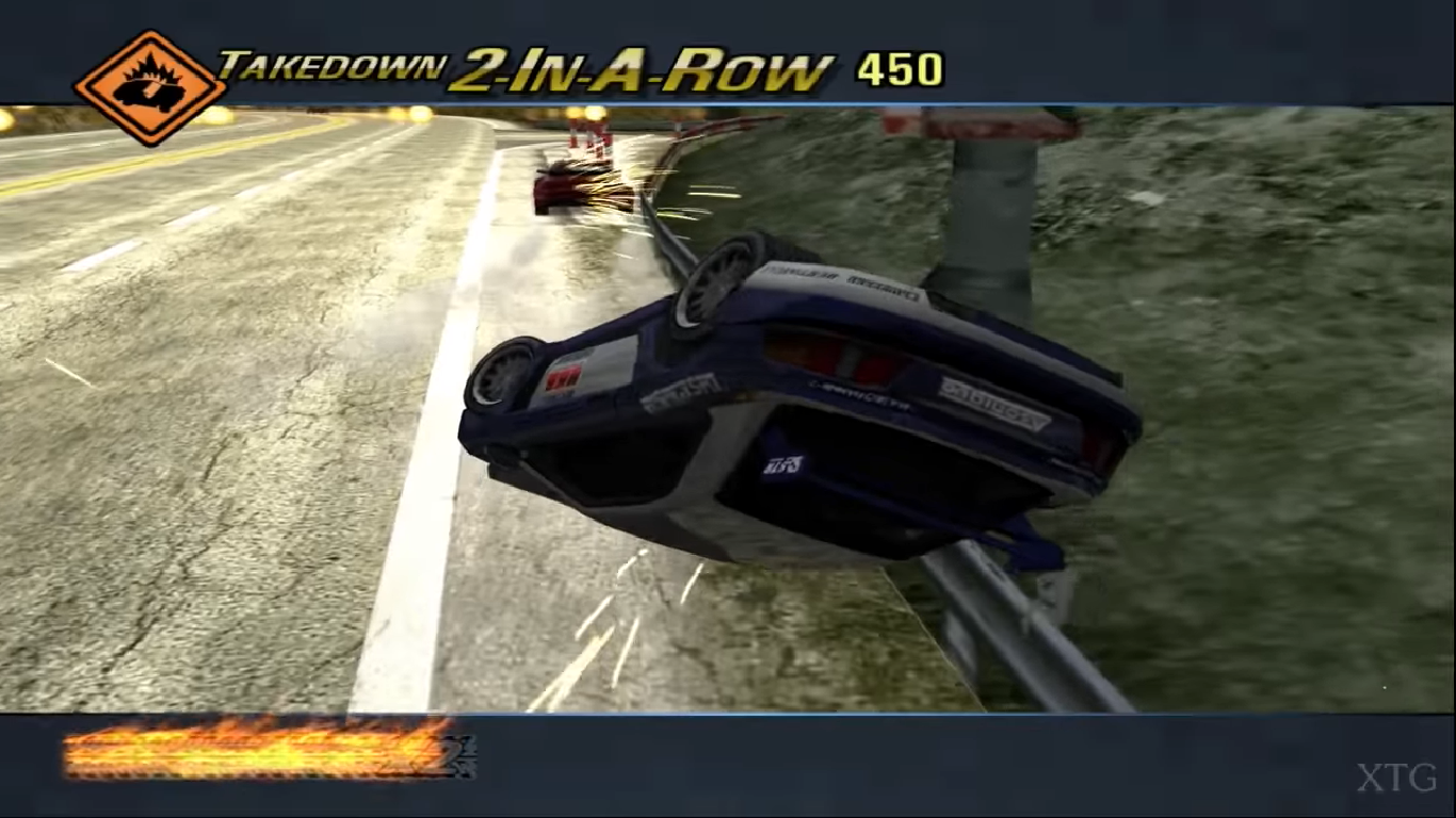 Burnout 3: Takedown Download - Old Games Download
