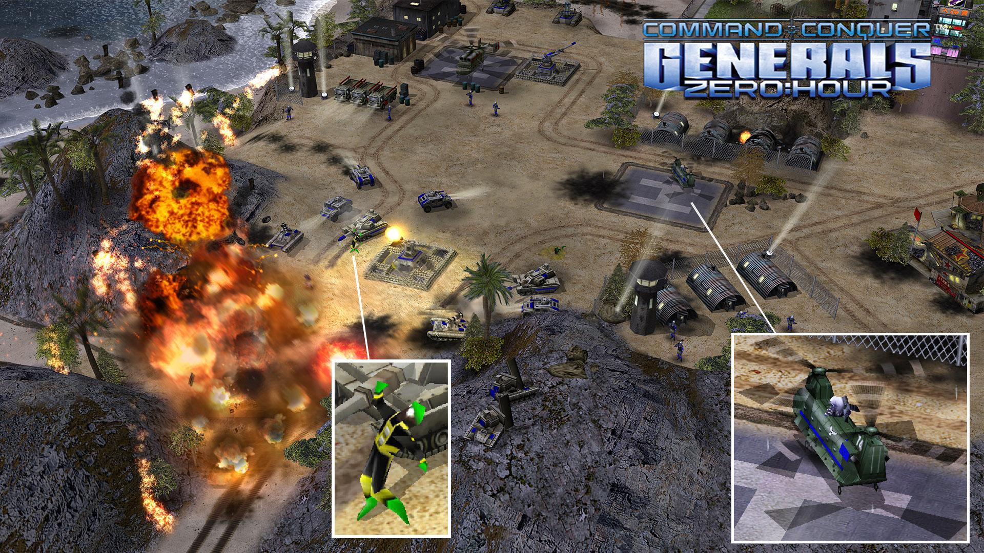 Command & Conquer: Generals – Zero Hour Download - Old Games Download