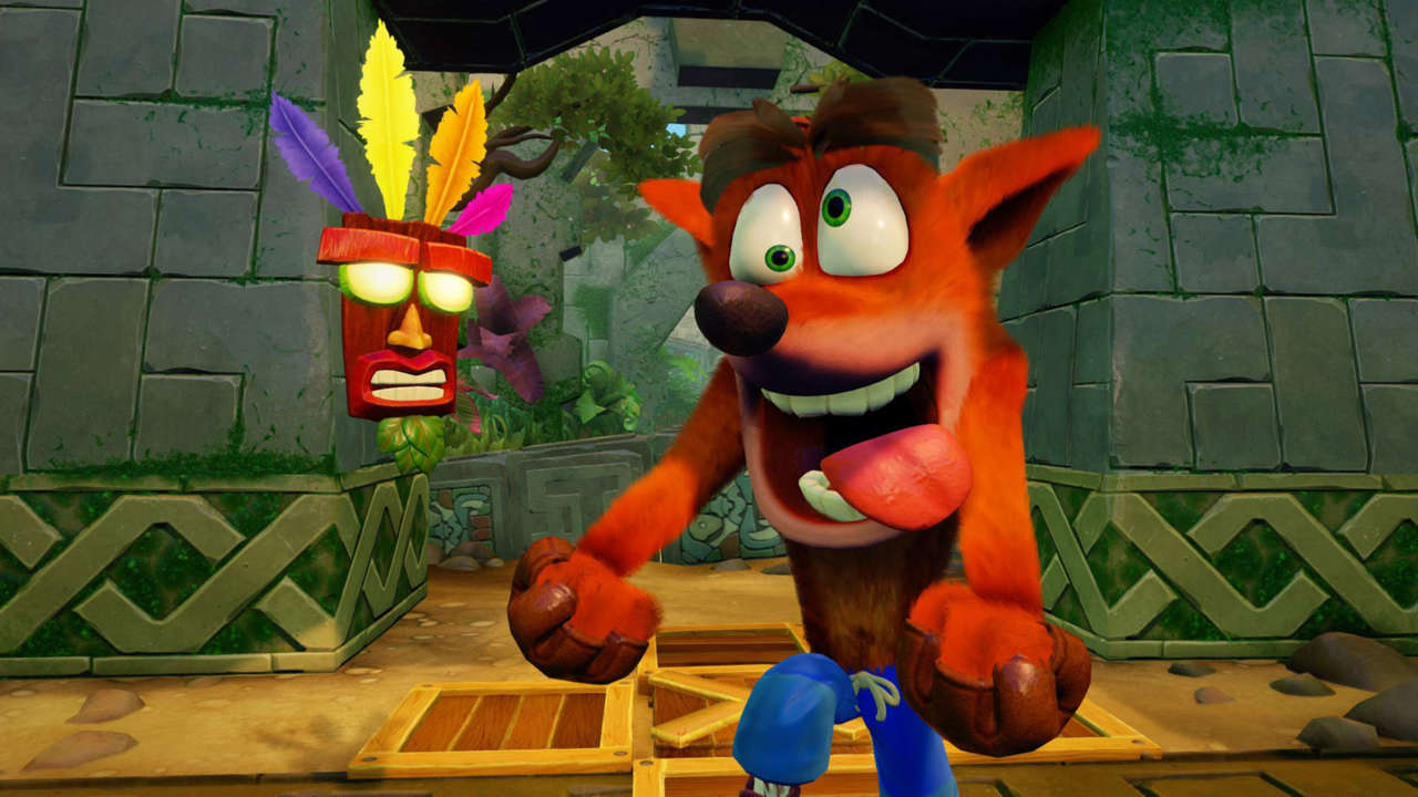 Crash Bandicoot 3 Warped Download