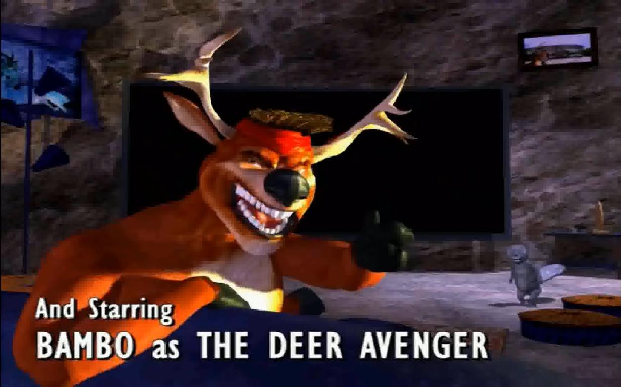 Deer avenger 3d download