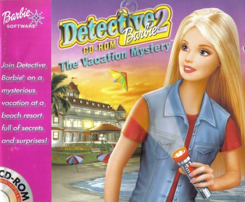 Barbie detective download