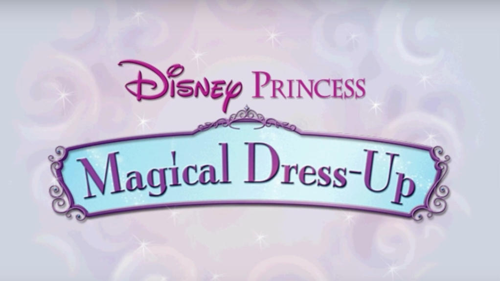 Disney S Princess Magical Dress Up Old Games Download