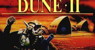 Dune II Cover
