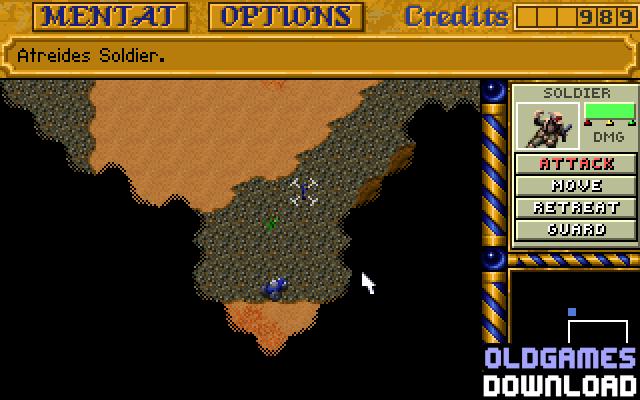 Dune II DOS
