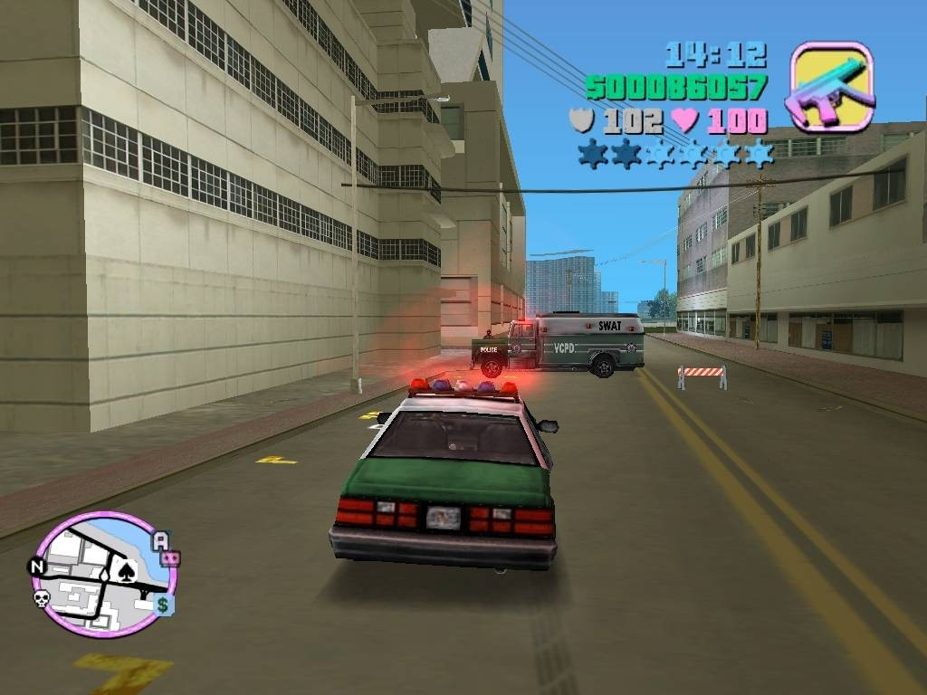 Grand Theft Auto: Vice City Download - Old Games Download