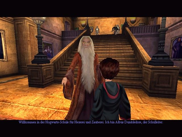 harry potter and the sorcerers stone game setup download