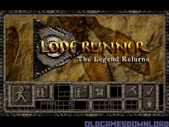 Lode Runner: The Legend Returns