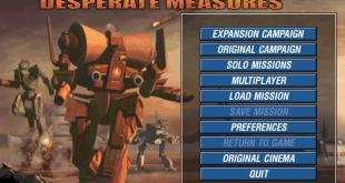 Mech Commander: Gold