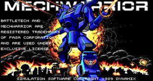 MechWarrior (1989)