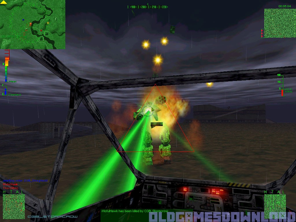 MechWarrior 3 Download - Old Games Download