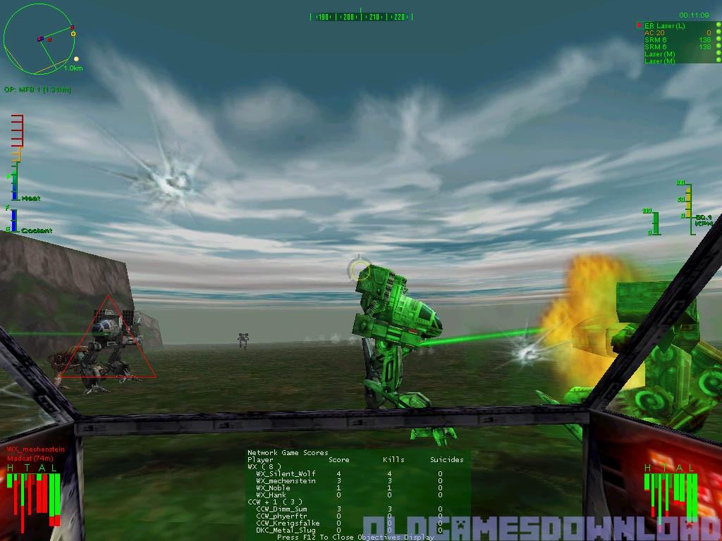 MechWarrior 3 Download - Old Games Download