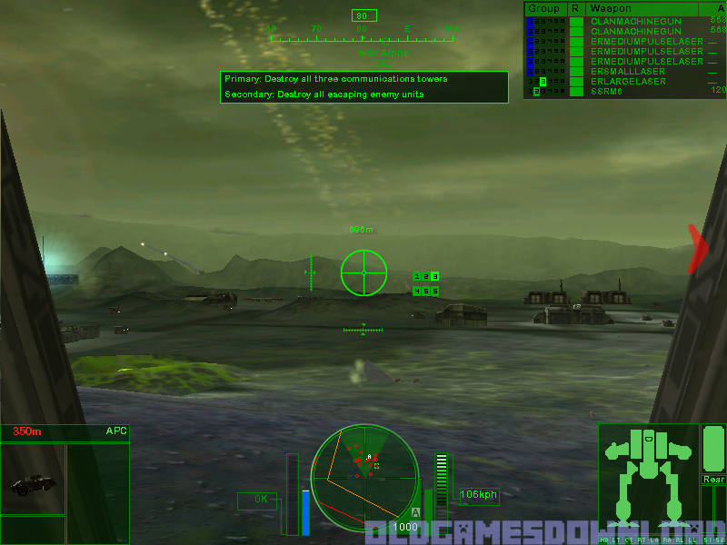 MechWarrior 4: Vengeance Download - Old Games Download