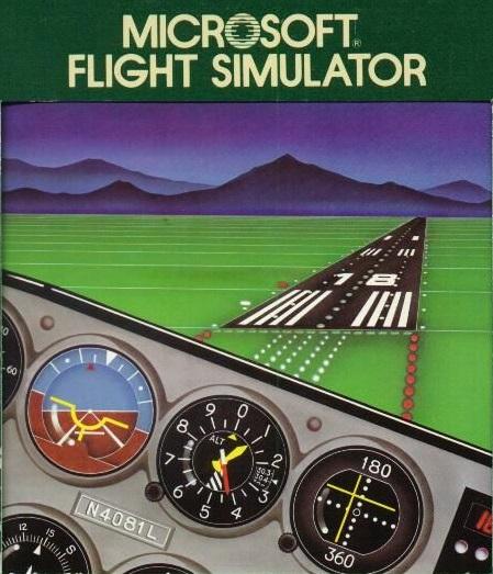 Microsoft Flight Simulator 1 0 Download - Old Games Download