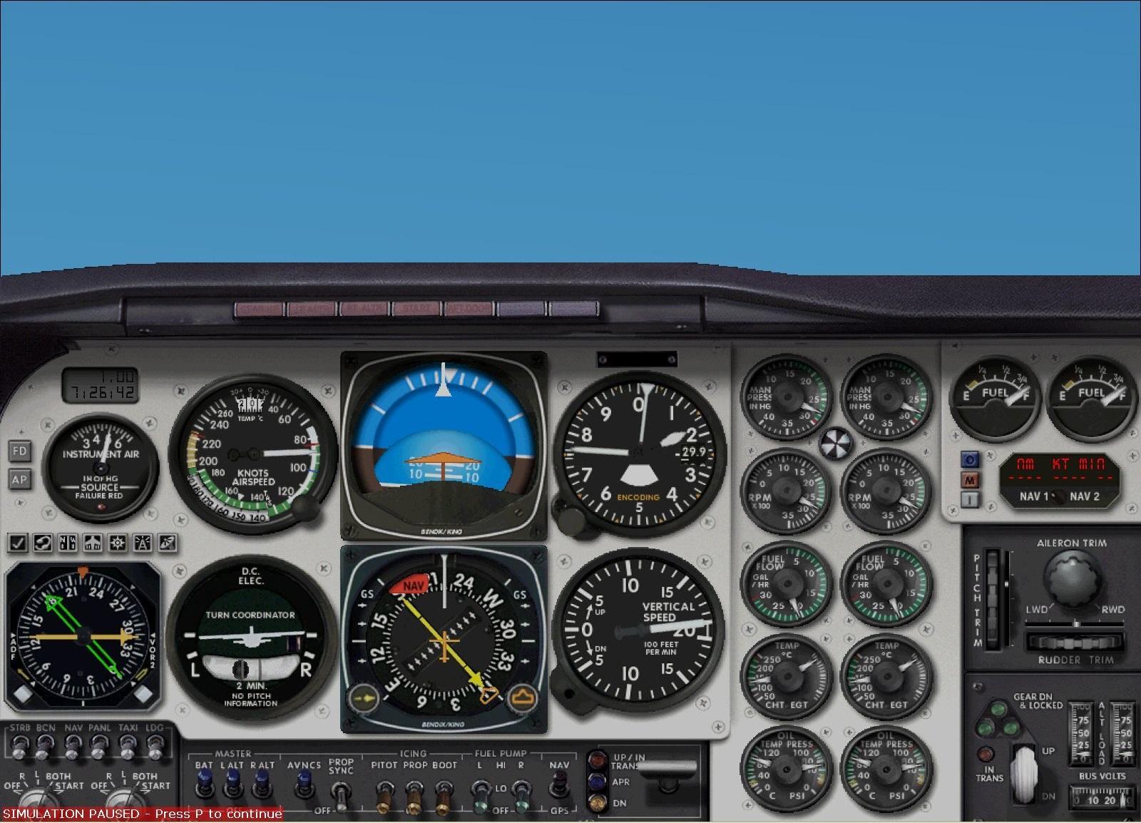 Microsoft Flight Simulator 2002: Professional Edition