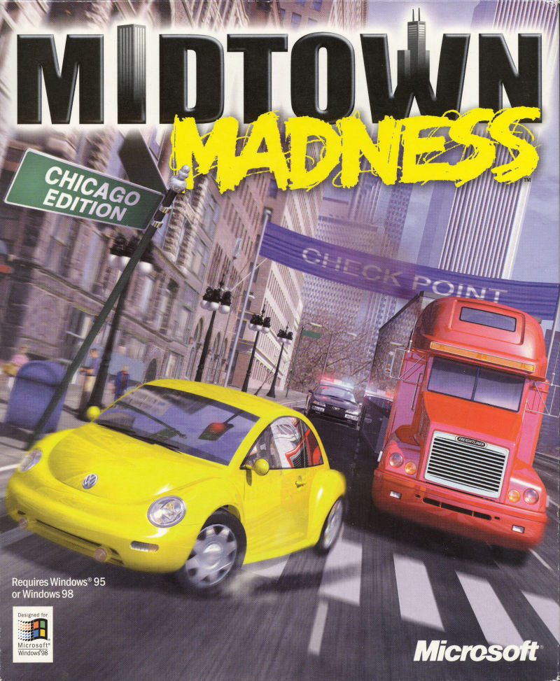 car game midtown madness free download