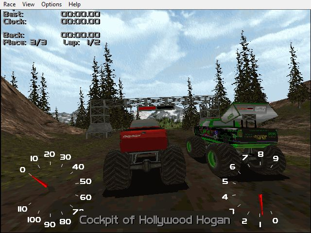 Monster Truck Madness 2 Download Old Games Download