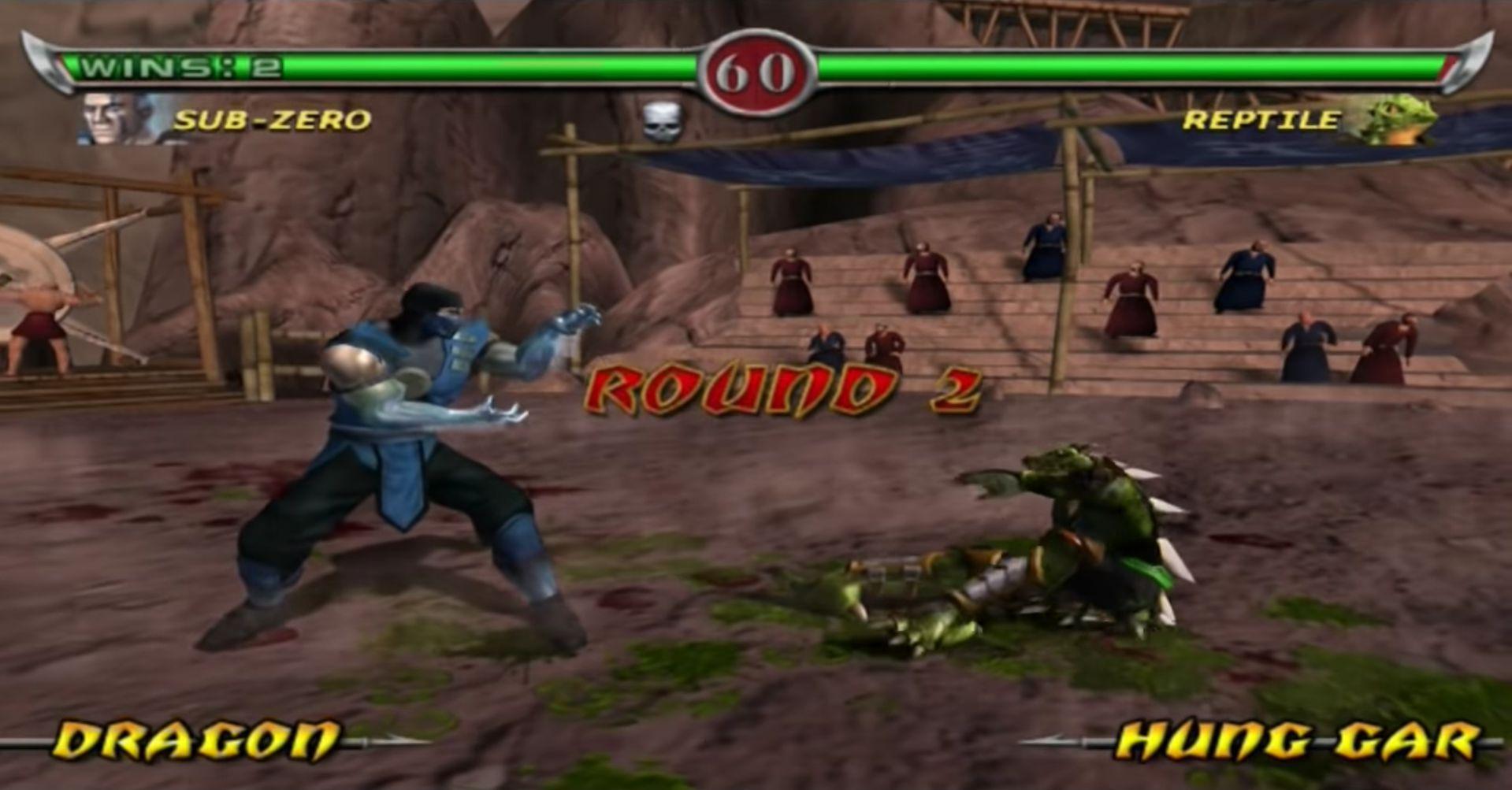Mortal Kombat: Deadly Alliance Download - Old Games Download