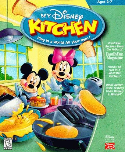 My Disney Kitchen Old Games Download