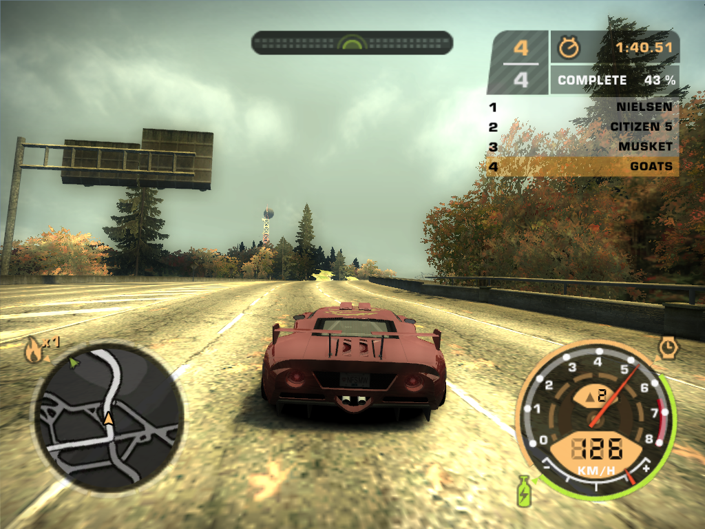 Need for Speed: Most Wanted (2005) Download - Old Games Download