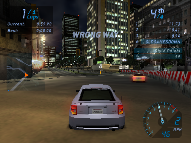 Need for Speed: Underground Download - Old Games Download