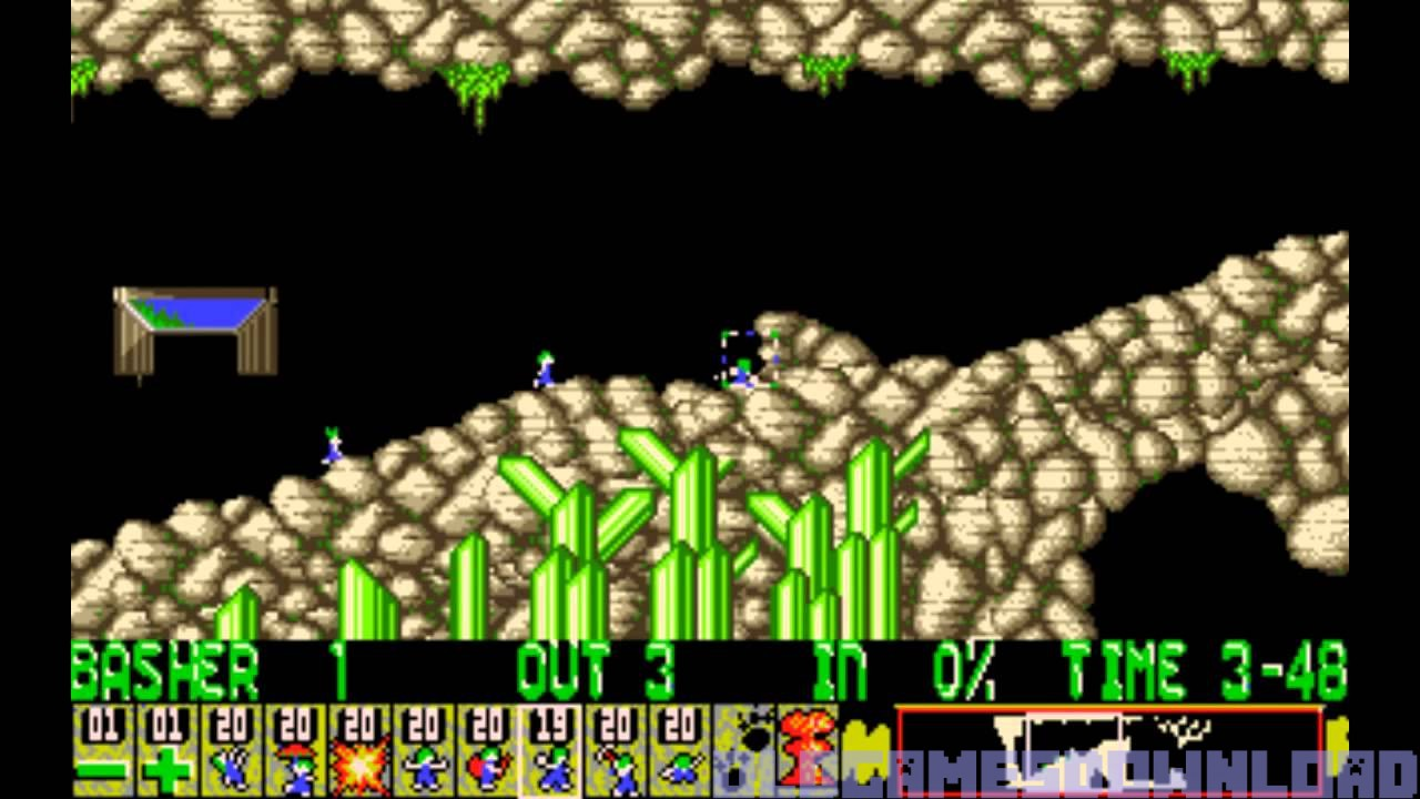 Oh No! More Lemmings