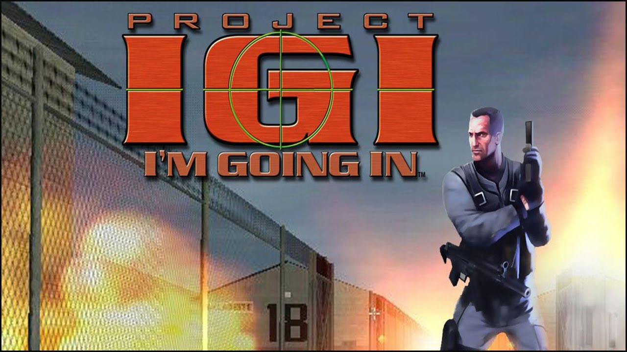 How to download & install project igi 1 game free in windows xp/7.