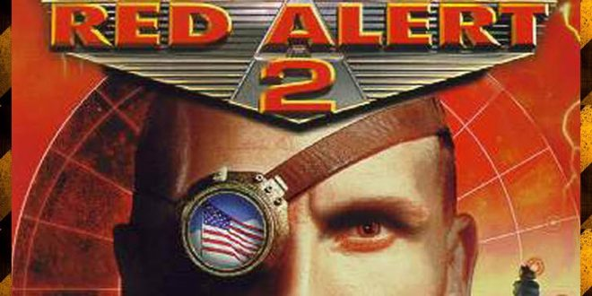Red Alert 2 Game Cover
