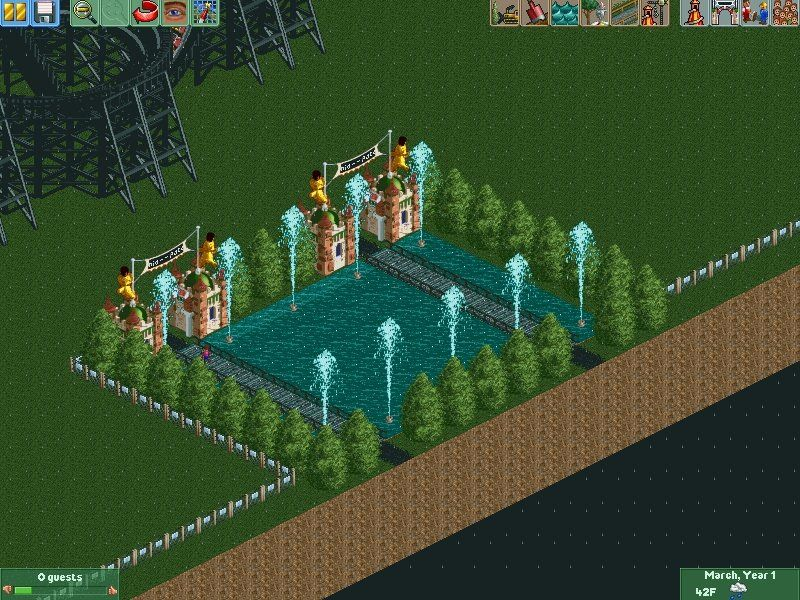 Rollercoaster Tycoon 2 Download - Old Games Download