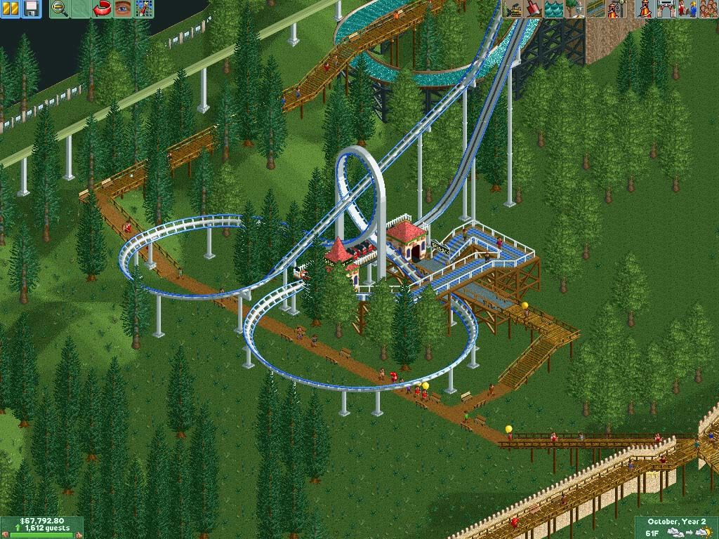download rollercoaster tycoon 2 mac
