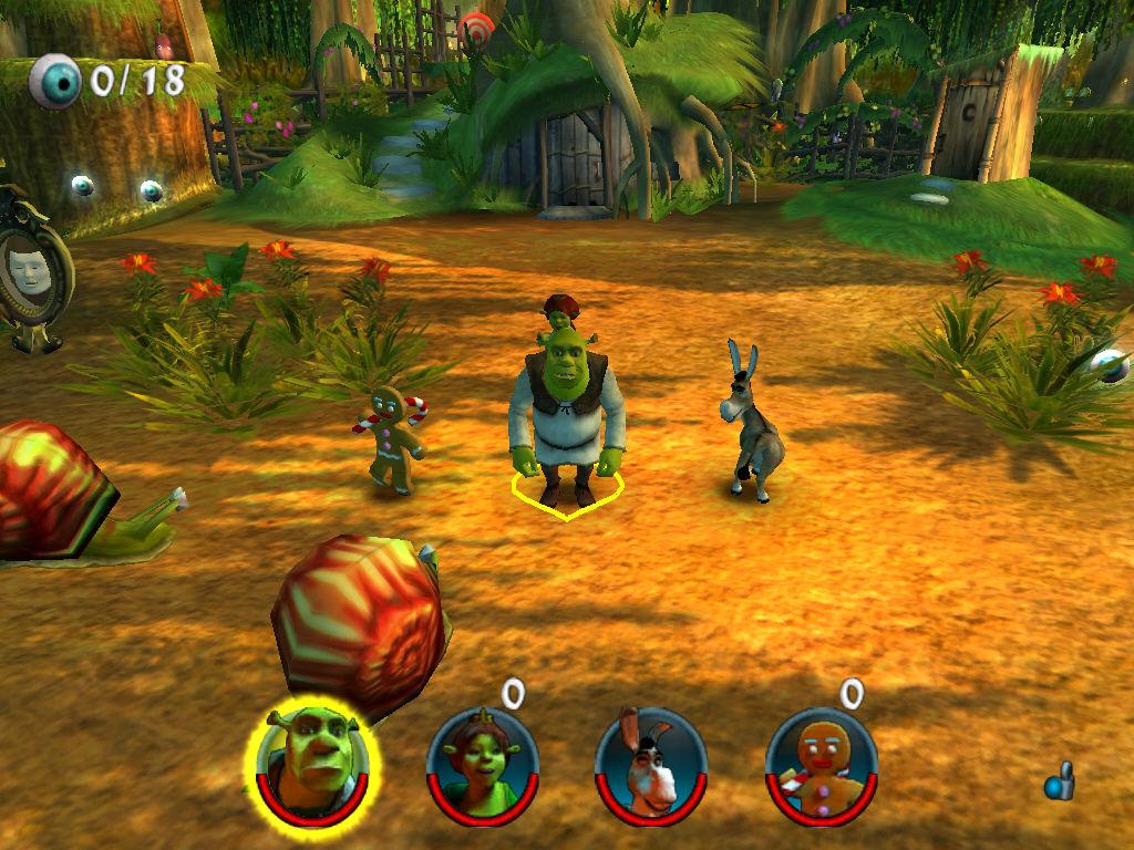 Shrek 2 Team Action Old Games Download