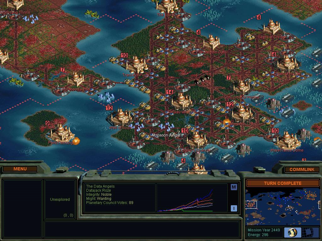 Sid Meier's Alien Crossfire Download - Old Games Download