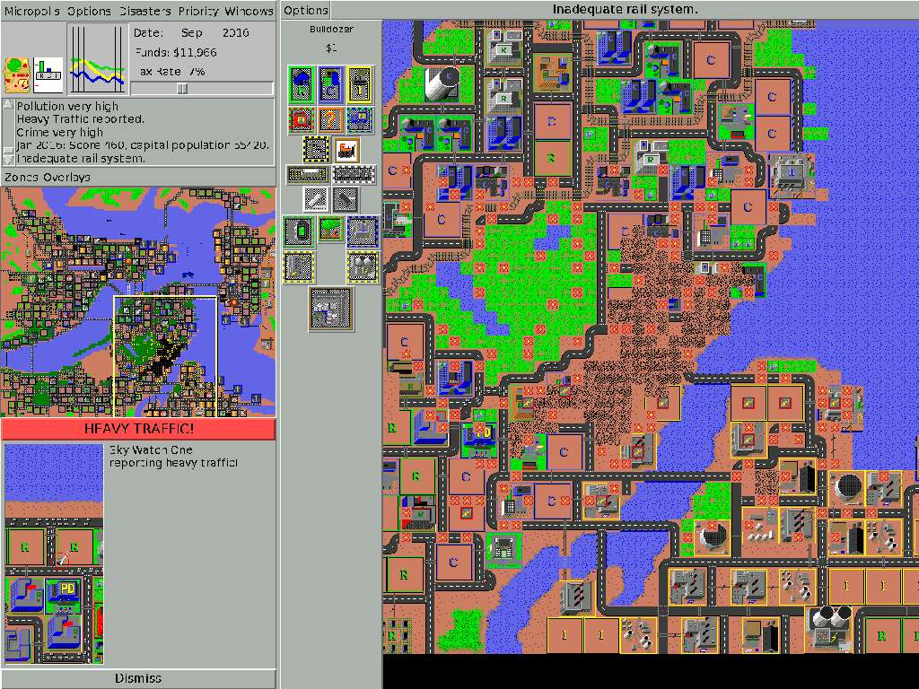 SimCity ClassicSimCity Classic