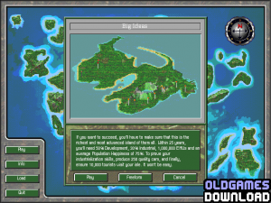 SimIsle: Missions in the Rainforest DOS